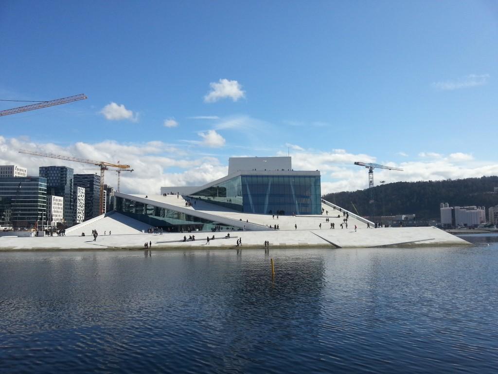 Oslo operas nams